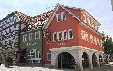 Bücherei in Trochtelfingen