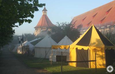 Heerlager Rittervolk