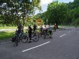 Fronleichnam-Radtour