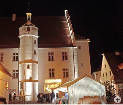 Kulturnacht Aftershow beim Schloss