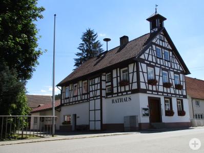 Rathaus in Mägerkingen