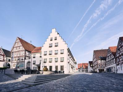 Rathaus in Trochtelfingen