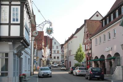 Ansicht Stadt Trochtelfingen